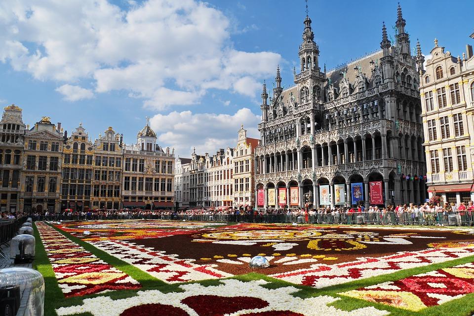 Que faire à Bruxelles en amoureux?